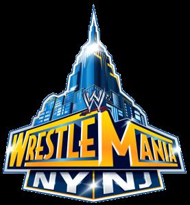 WrestleManiaXXIXlogo