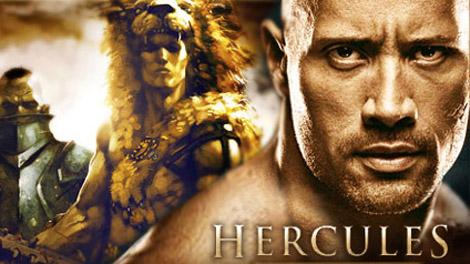 الفلم القادم لـ ذا روك Hercules